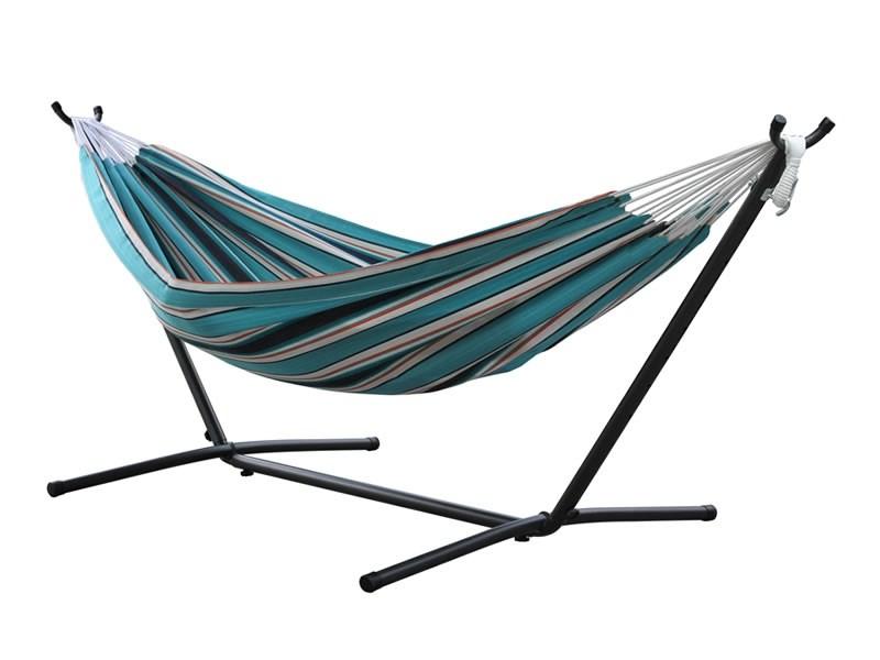 Hamak Sunbrella ze stojakiem metalowym 8f