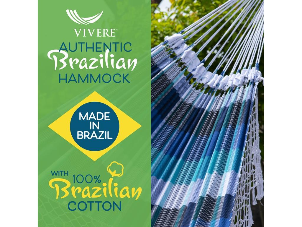 Hamak dwuosobowy Brazilian Tropical