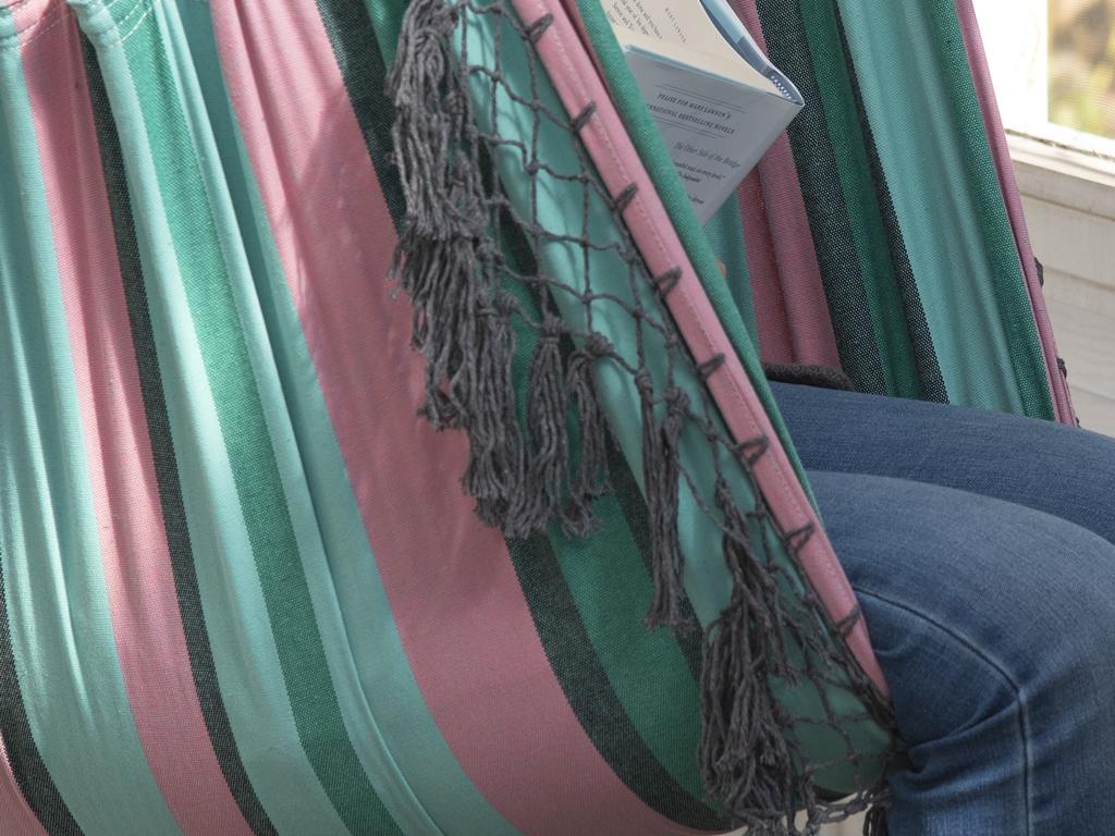 Fotel hamakowy Brazilian